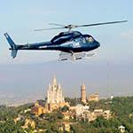 Экскурсии на вертолете в Барселоне